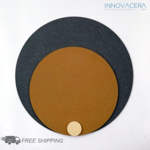 INNOVACERA® Al2O3 Micro-Porous Ceramic Plates
