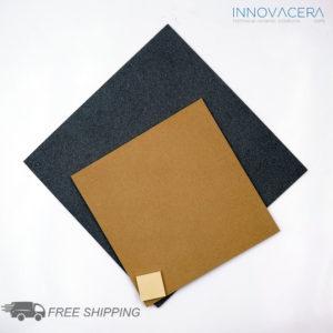 INNOVACERA® Al2O3 Micro-Porous Ceramic Square Plate
