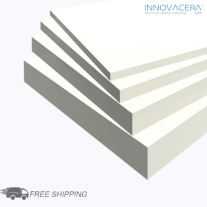 INNOVACERA® Machinable Ceramic Sheet Thickness 50 Mm