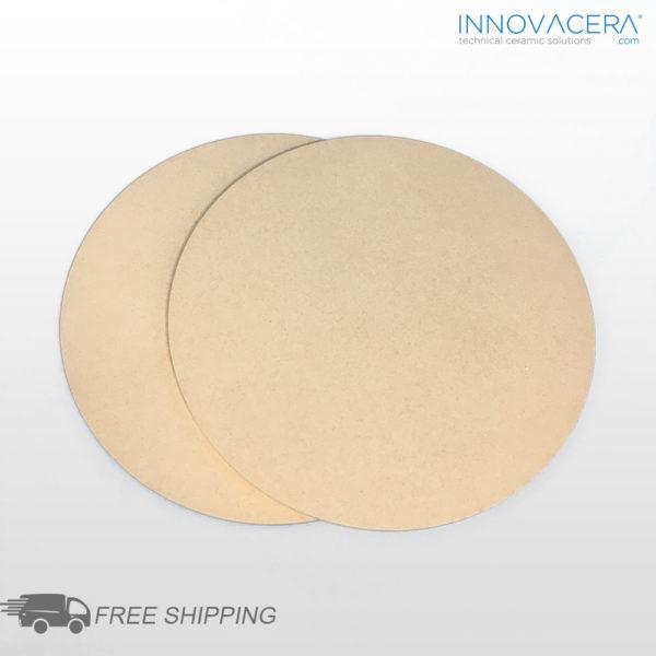 Porous Ceramic Disc for Vacuum Chuck