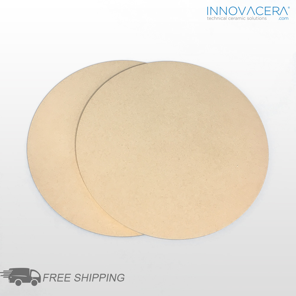 Porous Ceramic Disc for Vacuum Chuck
