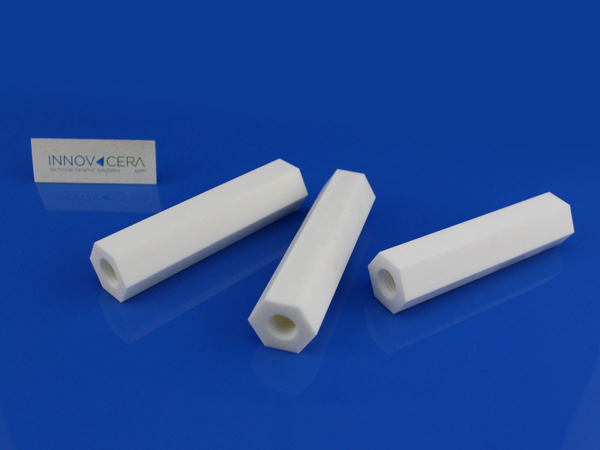 Machinable Glass Ceramic For Industrial Applications