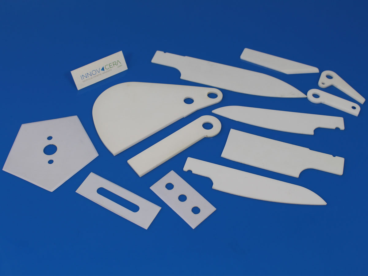 Ceramic Blade Cutters For Medical And Textile